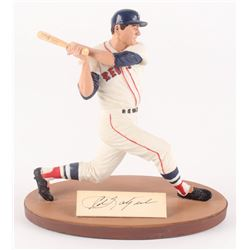 Carl Yastrzemski Signed LE Boston Red Sox Gartlan Figurine (Gartlan COA)