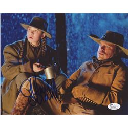 Hailee Steinfeld Signed  True Grit  8x10 Photo (JSA COA)