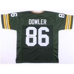 Boyd Dowler Signed Green Bay Packers Jersey (Beckett COA)