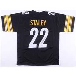 Duce Staley Signed Pittsburgh Steelers Jersey (Beckett COA)