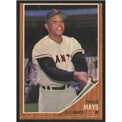 1962 Topps #300 Willie Mays