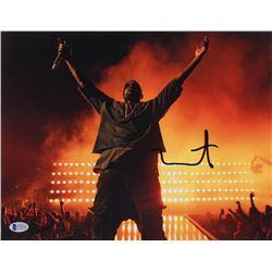 Kanye West Signed 11x14 Photo (Beckett COA)