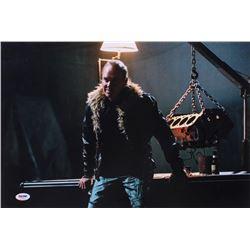 "Michael Keaton Signed 12x18 ""Spiderman: Homecoming"" Photo (PSA COA)"