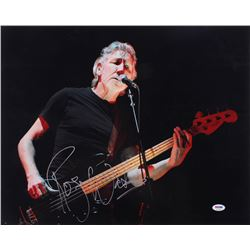 Roger Waters Signed 16x20 Photo (PSA COA)