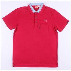 Rickie Fowler Signed Polo Shirt (PSA Hologram)