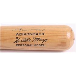 Willie Mays Signed Adirondack Player Model Baseball Bat (JSA Hologram)