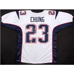 Patrick Chung Signed New England Patriots Jersey (JSA COA)