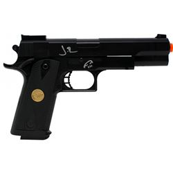 "Jon Bernthal Signed ""The Punisher"" 45 Caliber Pistol Prop (JSA COA)"