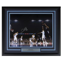 Josh Hart Signed Villanova Wildcats 22x27 Custom Framed Photo Display (JSA COA)