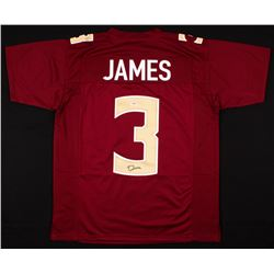 Derwin James Signed Florida State Seminoles Jersey (PSA COA)
