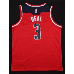 Bradley Beal Signed Washington Wizards Jersey (JSA COA)