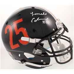 Terrell Edmunds Signed Virginia Tech Hokies Full-Size Authentic Helmet (Radtke COA)