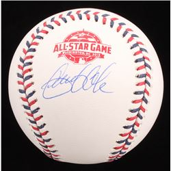 Gerrit Cole Signed 2017 All-Star Game Baseball (JSA COA)
