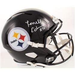 Terrell Edmunds Signed Pittsburgh Steelers Full-Size Speed Helmet (Radtke COA)