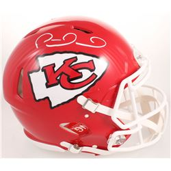 Patrick Mahomes Signed Kansas City Chiefs Full-Size Speed Authentic On-Field Helmet (Radtke COA)