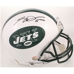 Sam Darnold Signed New York Jets Full-Size Authentic On-Field Helmet (Radtke COA)