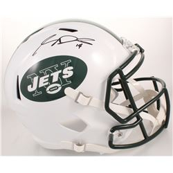 Sam Darnold Signed New York Jets Full-Size Speed Helmet (Radtke COA)
