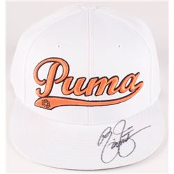 Rickie Fowler Signed Puma Adjustable Hat (JSA COA)