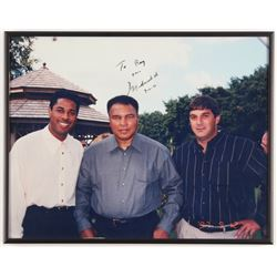 Muhammad Ali Signed 11x14 Custom Framed Photo (JSA LOA)