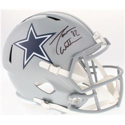Jason Witten Signed Dallas Cowboys Full-Size Speed Helmet (JSA COA)