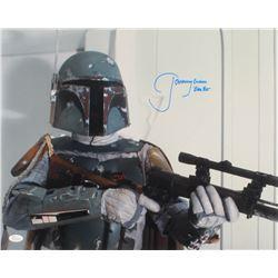 "Jeremy Bulloch Signed ""Star Wars"" 16x20 Photo Inscribed ""Boba Fett"" (JSA COA)"