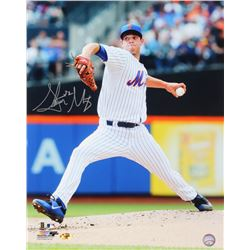 Steven Matz Signed New York Mets 16x20 Photo (MAB Hologram)