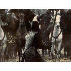 "Kit Harington Signed ""Game of Thrones: Battle of the Bastards"" 16x20 Photo (Radtke COA)"