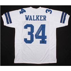 Herschel Walker Signed Dallas Cowboys Jersey (Radtke COA)