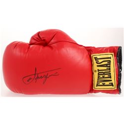 Joe Frazier Signed Everlast Boxing Glove (JSA LOA)