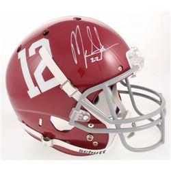 Mark Ingram Signed Alabama Crimson Tide Full-Size Helmet (Radtke COA  Ingram Hologram)