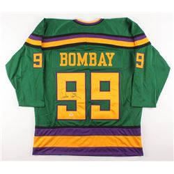 "Emilio Estevez Signed ""The Mighty Ducks"" Jersey (PSA COA)"