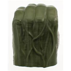 Stan Lee Signed Marvel Hulk Hand (JSA COA)
