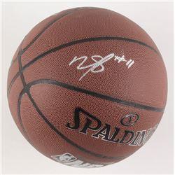 Mohamed Bamba Signed NBA Basketball (JSA COA)