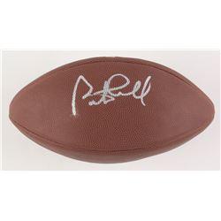 Pete Carroll Signed NFL Football (JSA COA)
