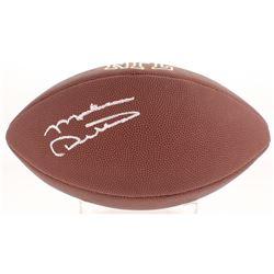 Mike Ditka Signed NFL Football (JSA COA)