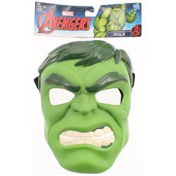 Stan Lee Signed Marvel Hulk Mask (JSA COA)