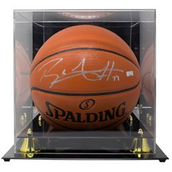 Blake Griffin Signed NBA Basketball with Display Case (Panini COA)