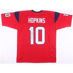 DeAndre Hopkins Signed Houston Texans Jersey (JSA COA)