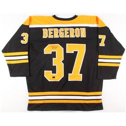 Patrice Bergeron Signed Boston Bruins Jersey (Your Sports Memorabilia Store COA)