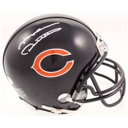 Mike Ditka Signed Chicago Bears Mini Helmet (JSA COA)