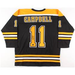 Gregory Campbell Signed Boston Bruins Jersey (Your Sports Memorabilia Store COA)
