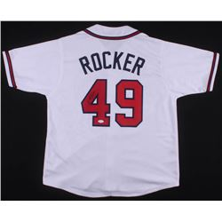 John Rocker Signed Atlanta Braves Jersey (JSA COA)