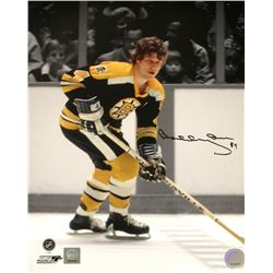Bobby Orr Signed Boston Bruins 11x14 Photo (Great North Road COA)