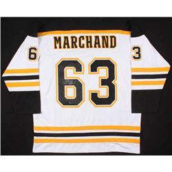 Brad Marchand Signed Boston Bruins Jersey (Your Sports Memorabilia Store COA)