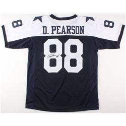 Drew Pearson Signed Dallas Cowboys Jersey (JSA COA)