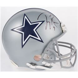 Tony Romo Signed Dallas Cowboys Full-Size Authentic On-Field Helmet (Beckett COA)