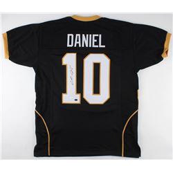 Chase Daniel Signed Missouri Tigers Jersey (JSA COA  Daniel Hologram)