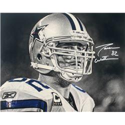 Jason Witten Signed Dallas Cowboys 16x20 Photo (JSA COA  Witten Hologram)