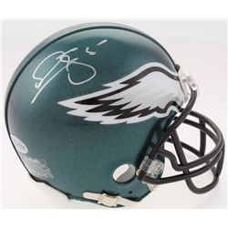Donovan McNabb Signed Philadelphia Eagles Mini-Helmet (Beckett COA)