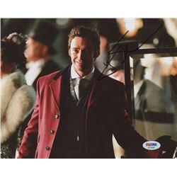"Hugh Jackman Signed ""The Greatest Showman"" 8x10 Photo (PSA Hologram)"